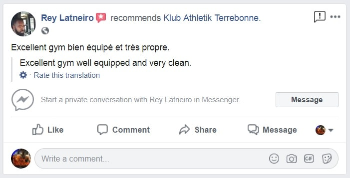 Rey Latneiro review of Klub Athletik Terrebonne gym-min.jpg