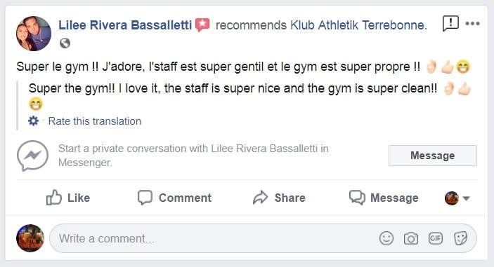 Lilee Rivera Bassalletti review of Klub Athletik Terrebonne gym-min.jpg