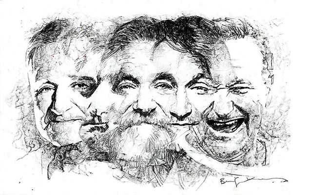 Five years gone. Hard to believe. #RobinWilliams R.I.P.