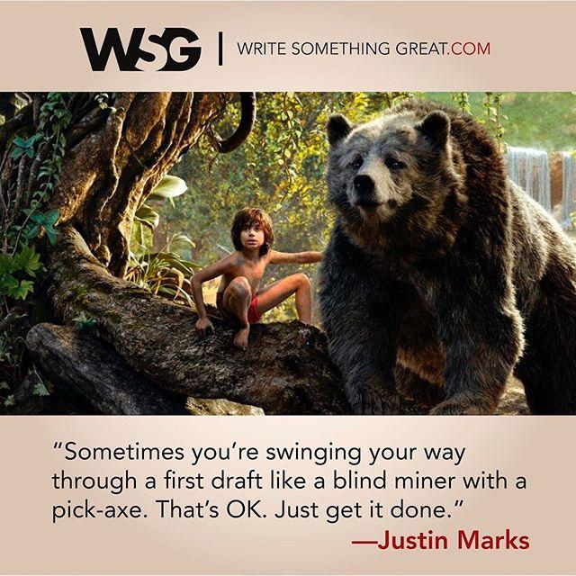 WriteSomethingGreat.com #screenwriting #writesomethinggreat