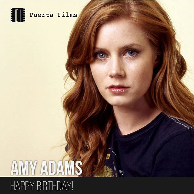Happy Birthday, Amy Adams!! #amyadams #enchanted #arrival #americanhustle #themaster #vice #sharpobjects #justiceleague #bigeyes #her #manofsteel #themuppets #leapyear #moonlightserenade #julieandjulia #nightatthemuseum #doubt #theoffice #catchmeifyoucan #buffythevampireslayer #themuppets