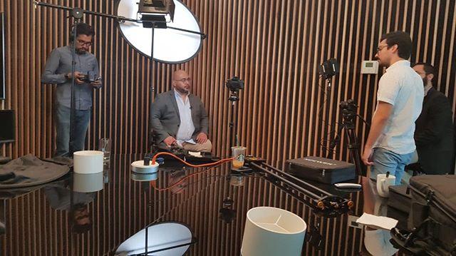 New York Film Academy interview at IOS OFFICES #puertafilms #IOSOffices  #NewYorkFilmAcademy