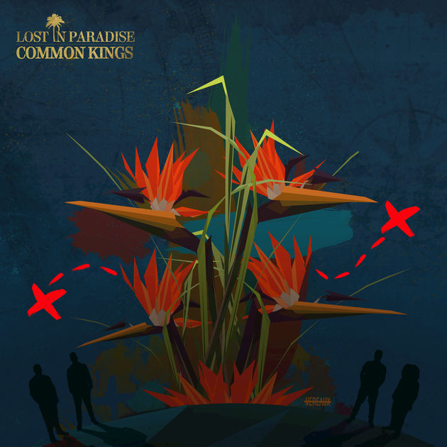 COMMON KINGS - LOST IN PARADISE  #1 BILLBOARD REGGAE ALBUM