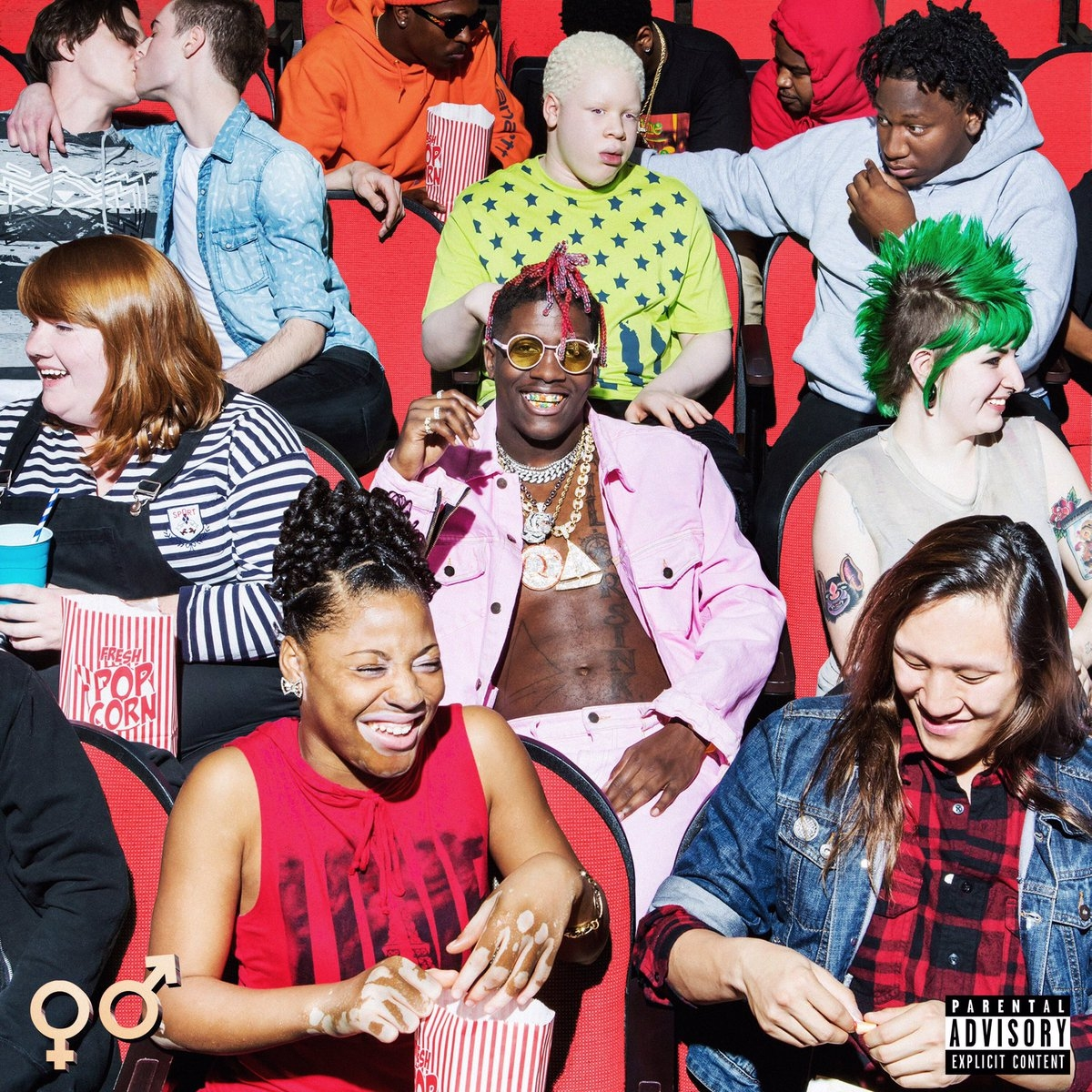 LIL YACHTY - TEENAGE EMOTIONS  #4 BILLBOARD HIPHOP ALBUM