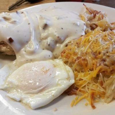 Gold Canyon Cafe brunch