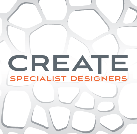 CREATE ARCHITECTS & ENGINEERS - BRANDING