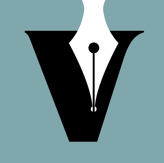 AUTHOR, VALERIE T'S LOGO