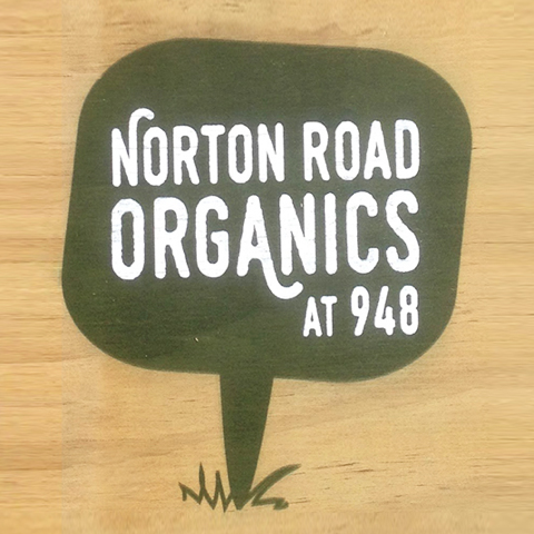 NORTON ROAD ORGANICS - LOGO & PACKAGING