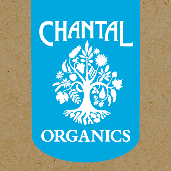 CHANTAL - ORGANICS REBRANDING
