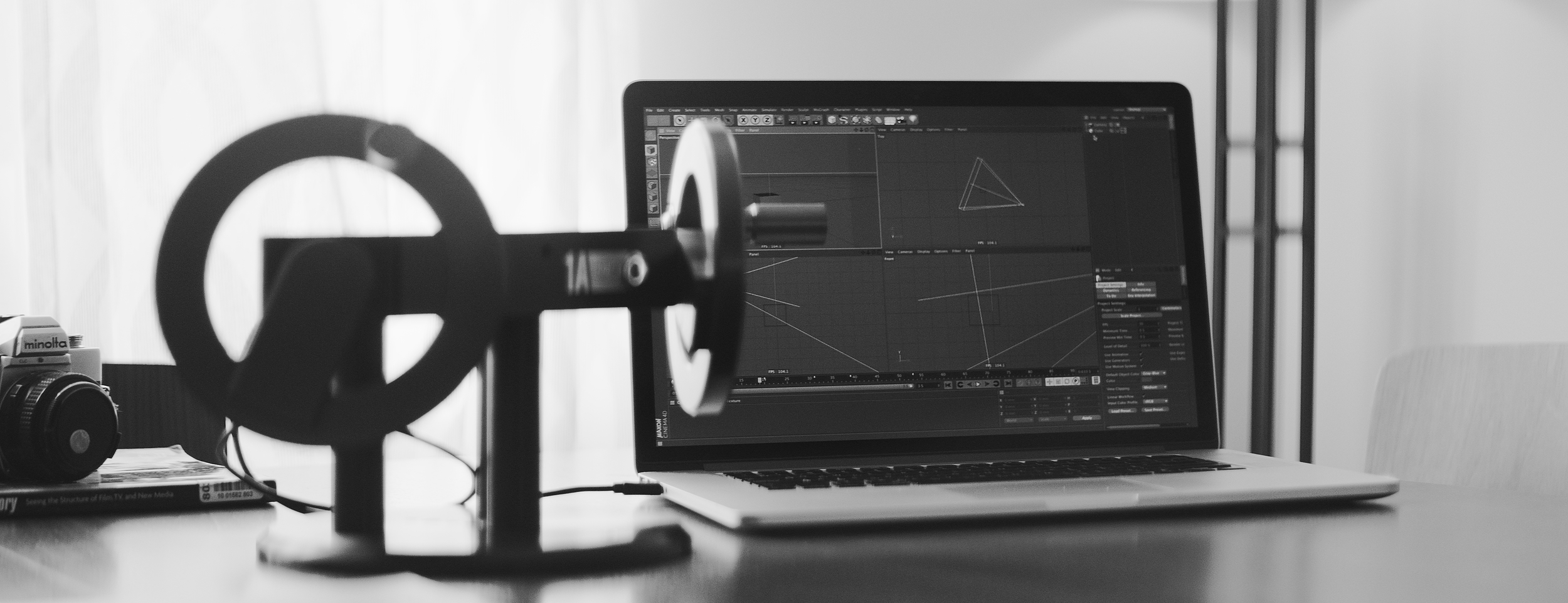 Single Cable Integration with Cine Designer