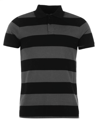 Grey and Black Baseball Uniforms, T-Shirts