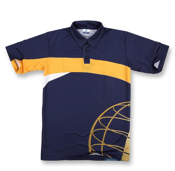 Blue White and Yellow Baseball Uniforms, T-Shirts