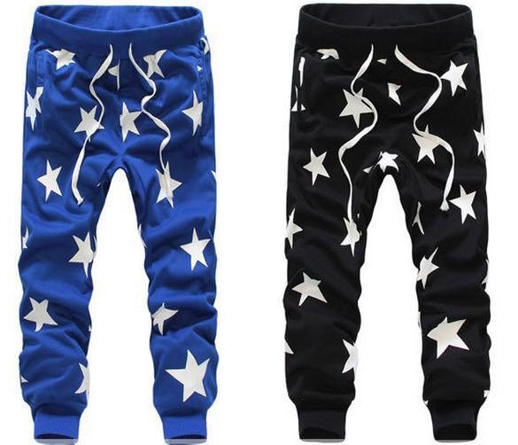 Black White and Blue Baseball Uniforms, Pants