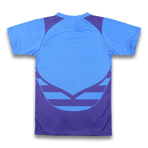 Sky Blue and Blue Soccer Uniforms, Jerseys