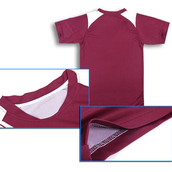 Purple and White  Soccer Uniforms, Jerseys