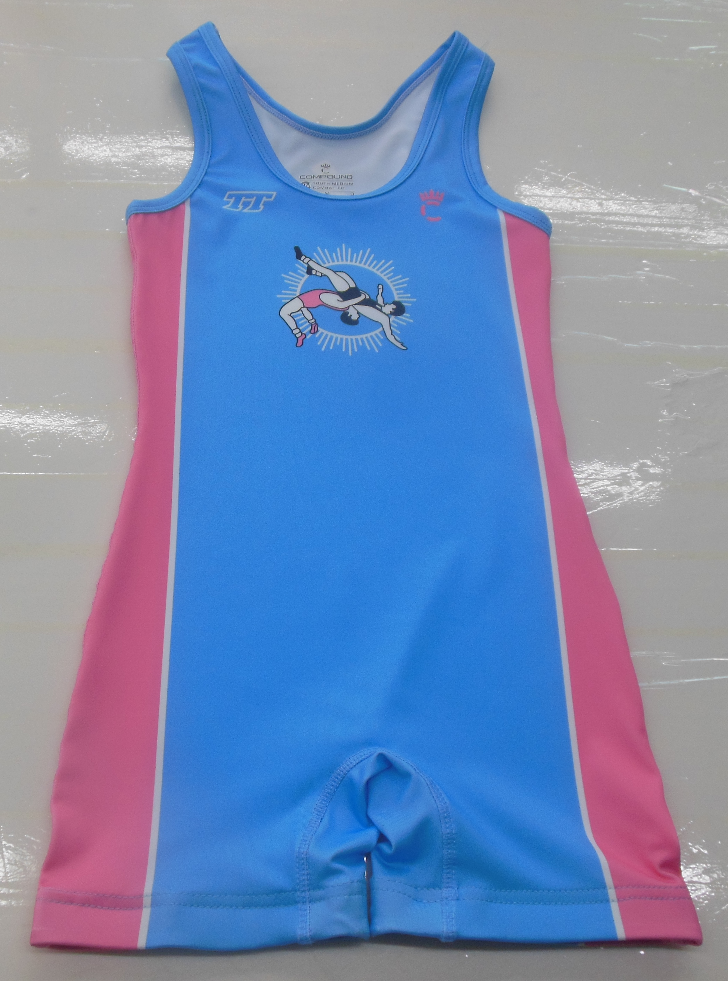 Red Blue Black and White Baseball Uniforms, Kids Swimming Suits