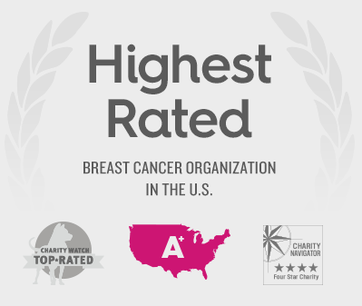 This is why we chose BCRF.