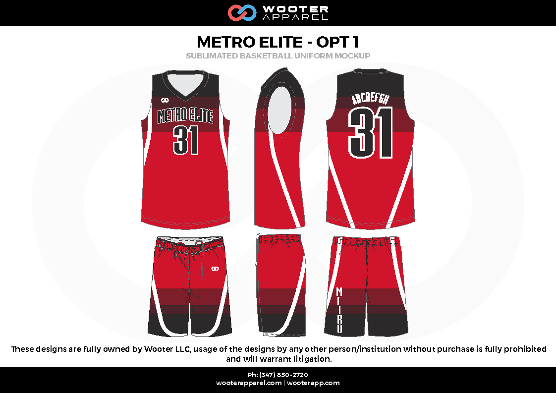 Wooter Apparel Website Designs Basketball - Sublimated Basketball Garments - 2017-16.png