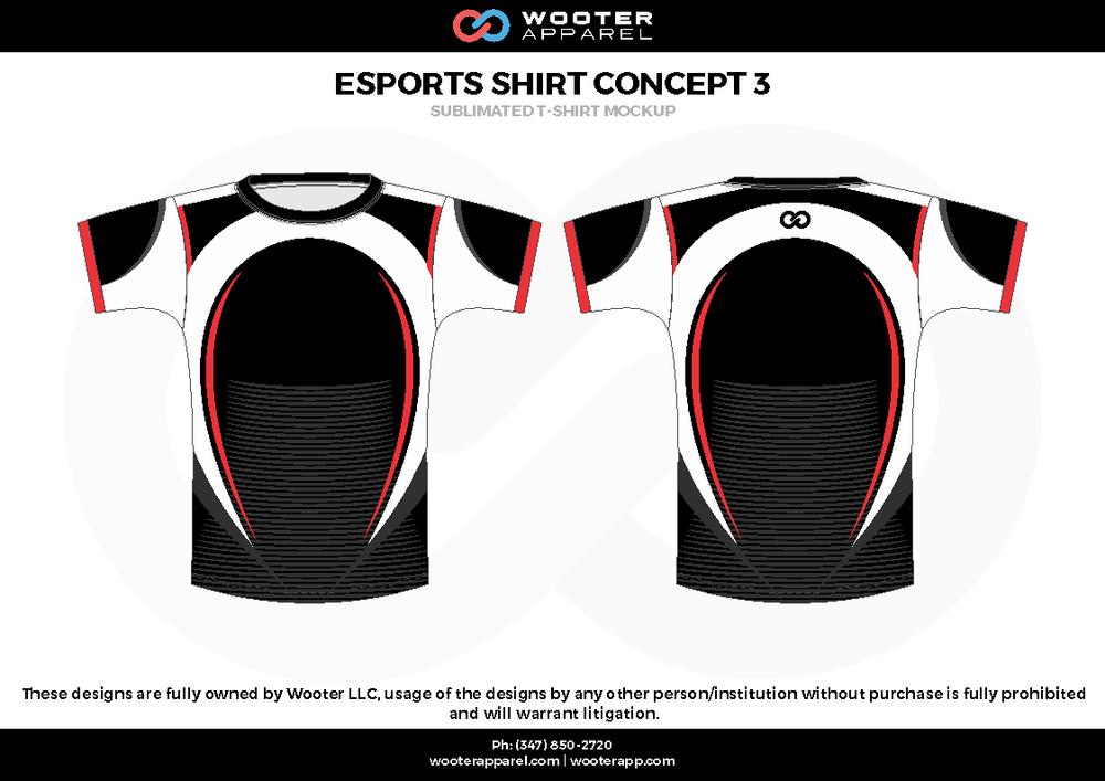 Esports Custom Esports Jerseys Custom Gaming Jerseys Wooter Apparel