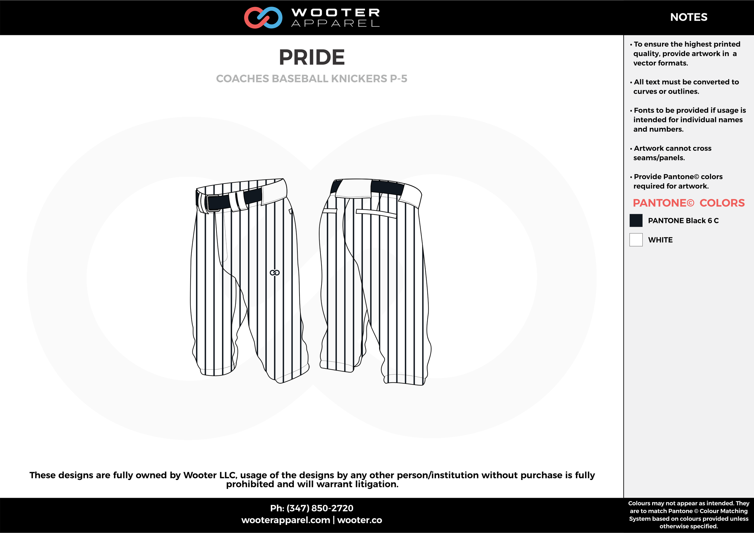 PRIDE black white baseball uniforms jerseys pants