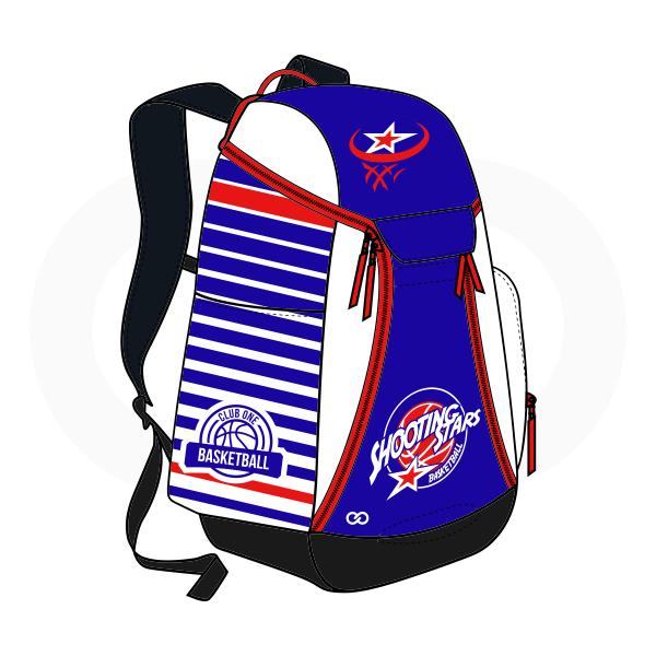 Black Blue White and Red Basketball Backpacks Nike Elite