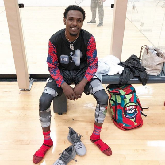 From the Brunson League to the G-League, Aquille Carr shined back on the courts of Baltimore this past summer before looking ahead to his recent tryout with the Washington Wizards G-League affiliate, the Capital City Go-Go.