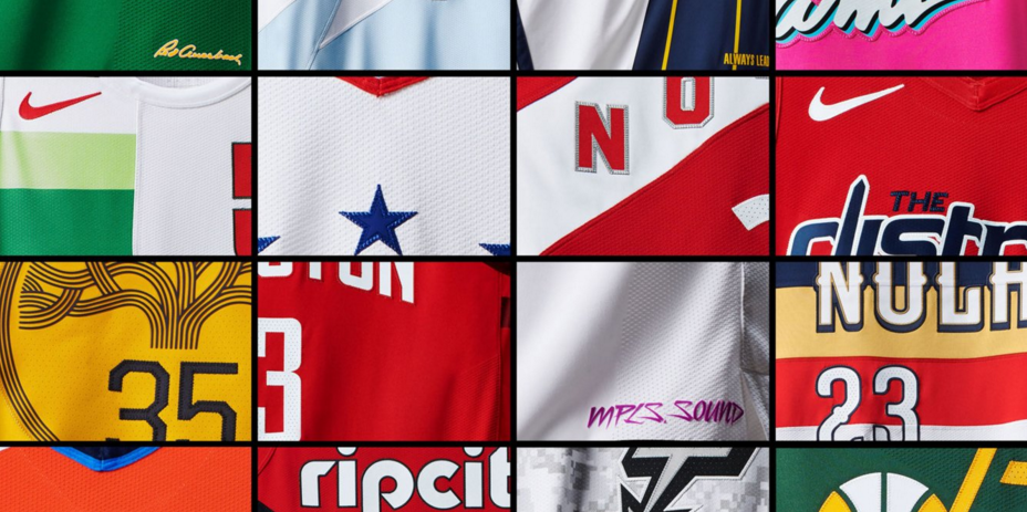 "The NBA Playoffs just got a bit more interesting. On Christmas Day, the 16 teams who qualified for the the 2017-18 season postseason will sport their new NBA ""Earned Edition"" uniforms from Nike paying homage to each respective city and organization."