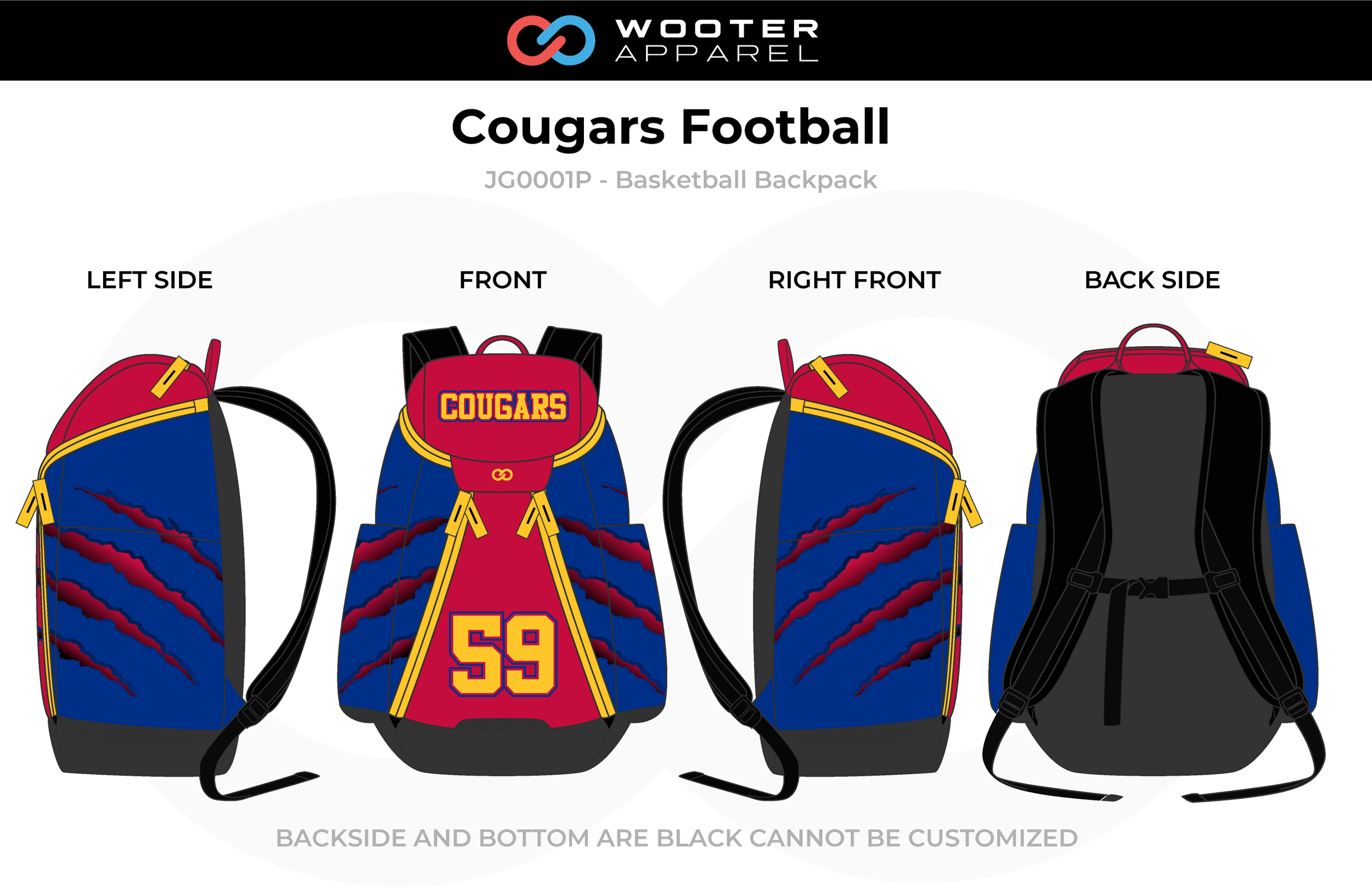 2018-10-30 Cougars Football Backpack B.png