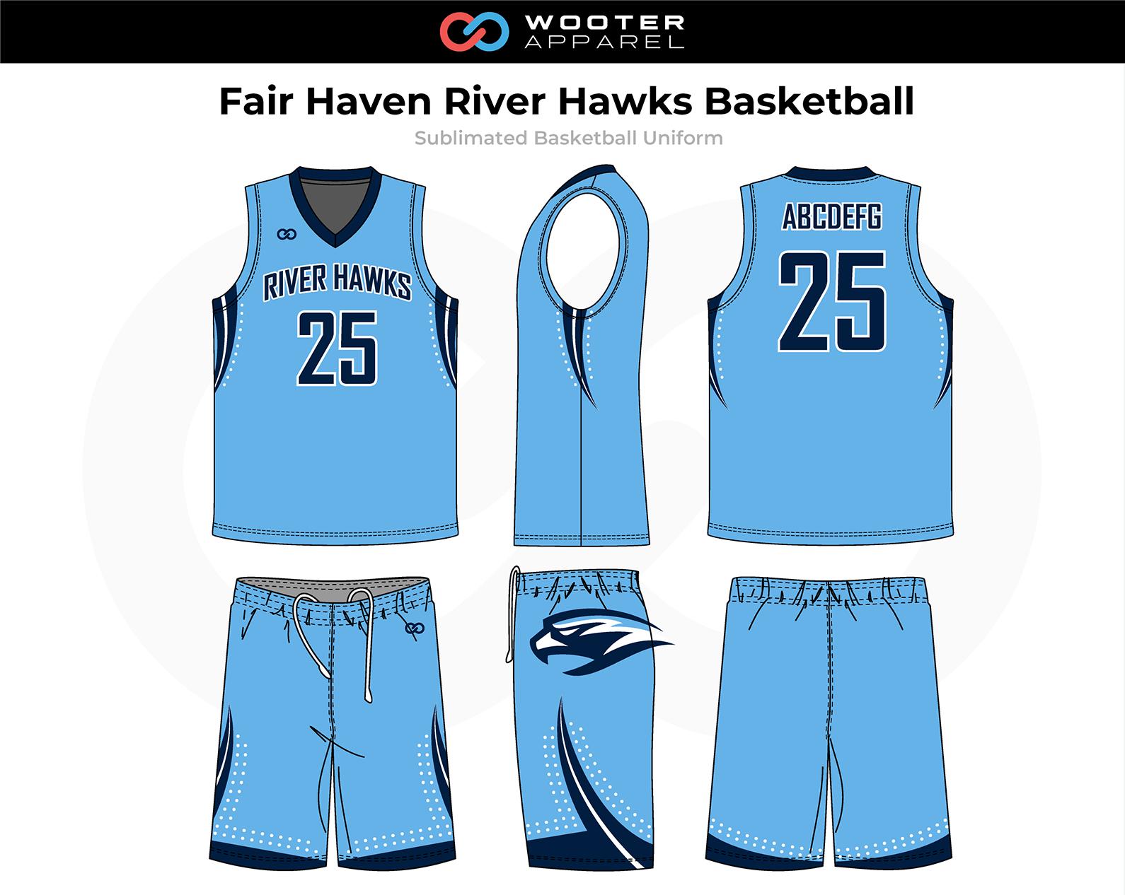 2018-11-14 Fair Haven River Hawks Basketball Uniform (C).png