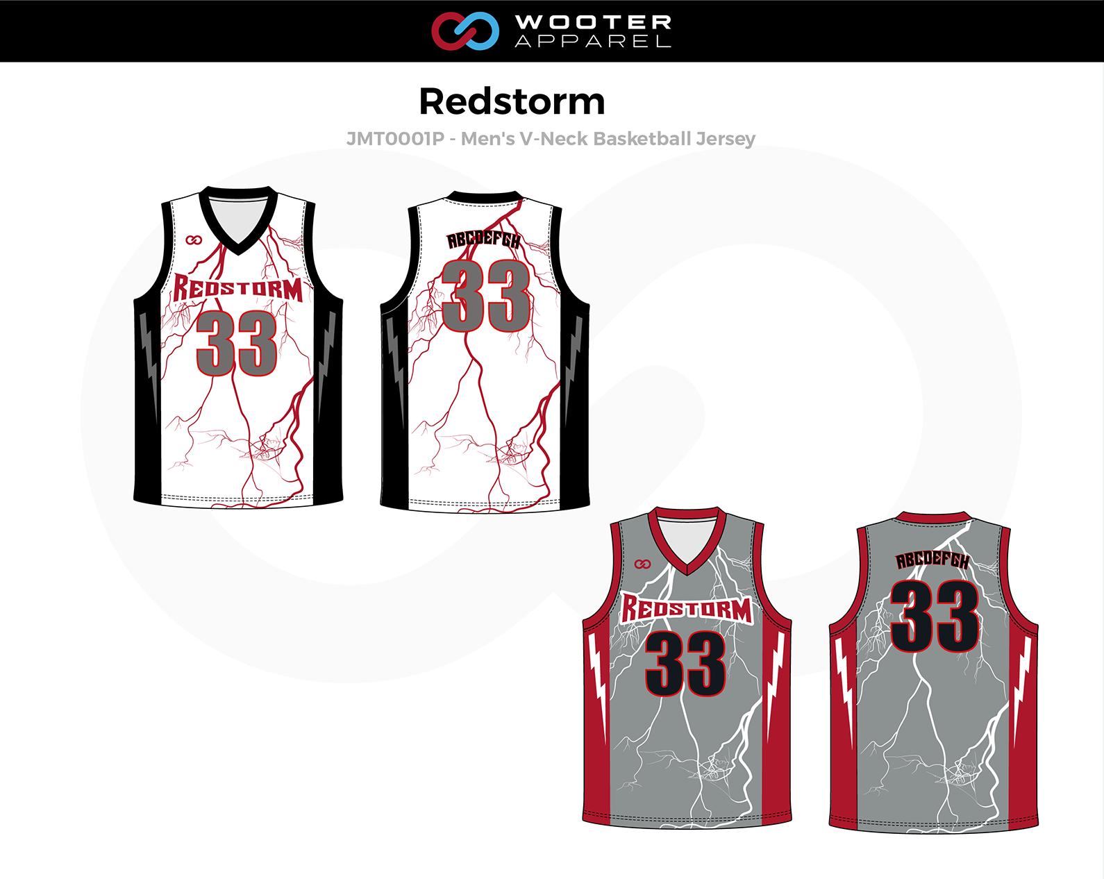 Redstorm - Men's V-Neck Reversible Basketball Jersey-01.png