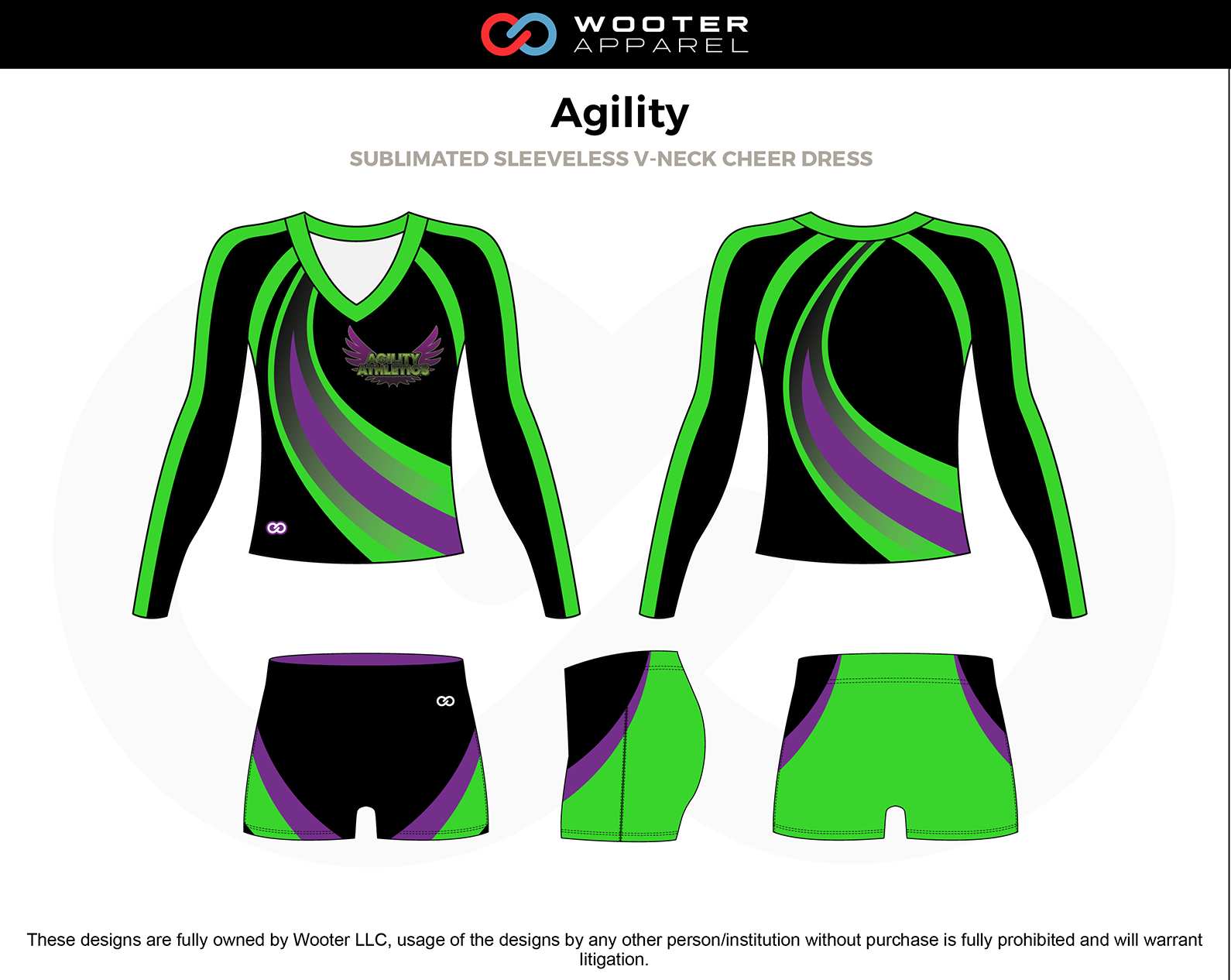 Agility cheer uniform-01.png