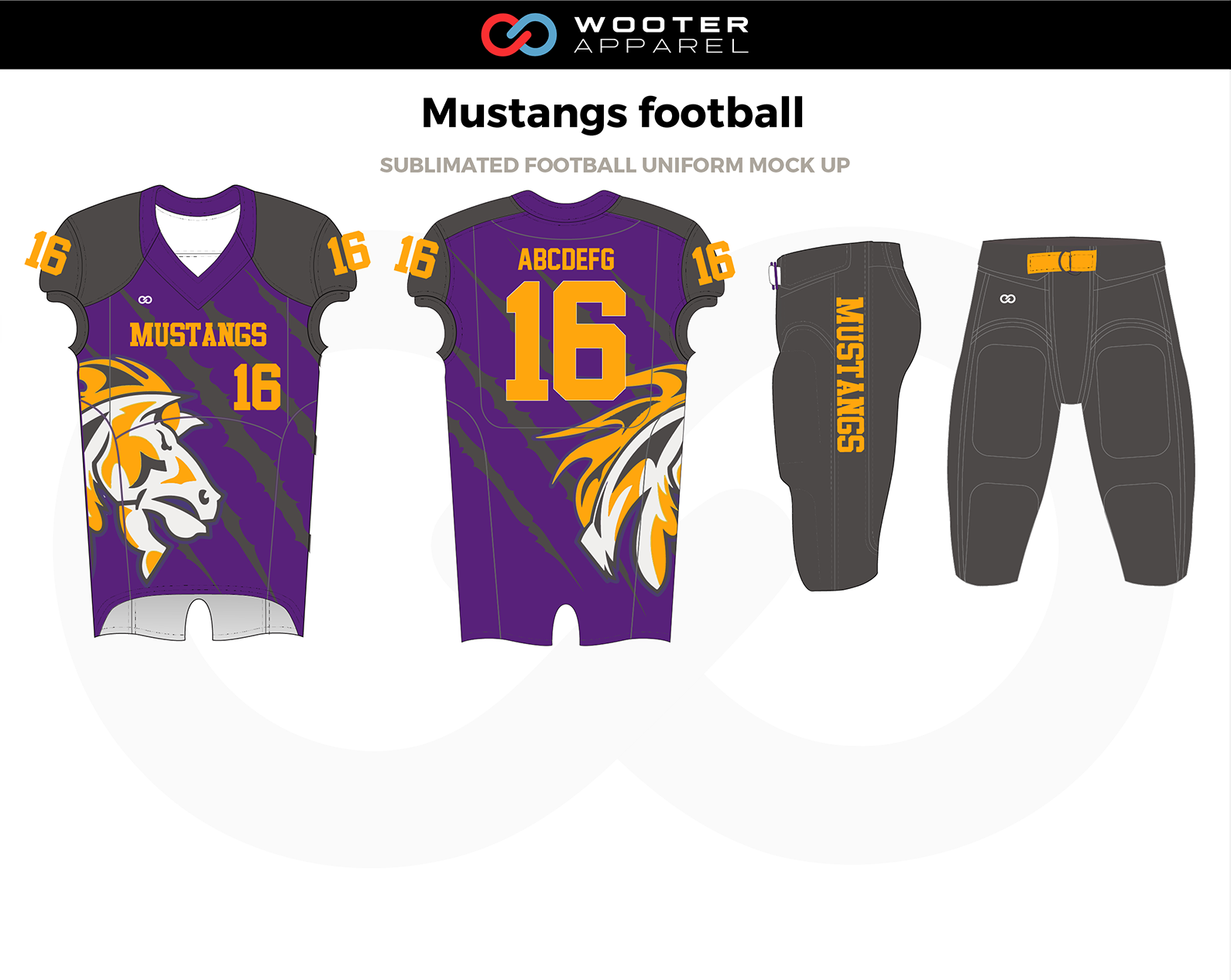 Mustangs football jersey & pants v1-01.png