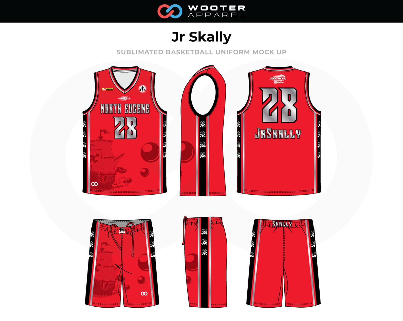 Boys/' University of Richmond Modern Replica Basketball Jersey Apparel UR