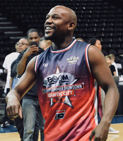 After designing and producing team basketball uniforms for star players like boxing legend Floyd Mayweather at the 2018 Celebrity Summer Showdown and charity event last August, Wooter Apparel is back with their customized jersey release as Boom Cups presents the 2019 Celebrity Pro Bowl Showdown on Saturday, January 26 at the CFE Arena in Orlando.
