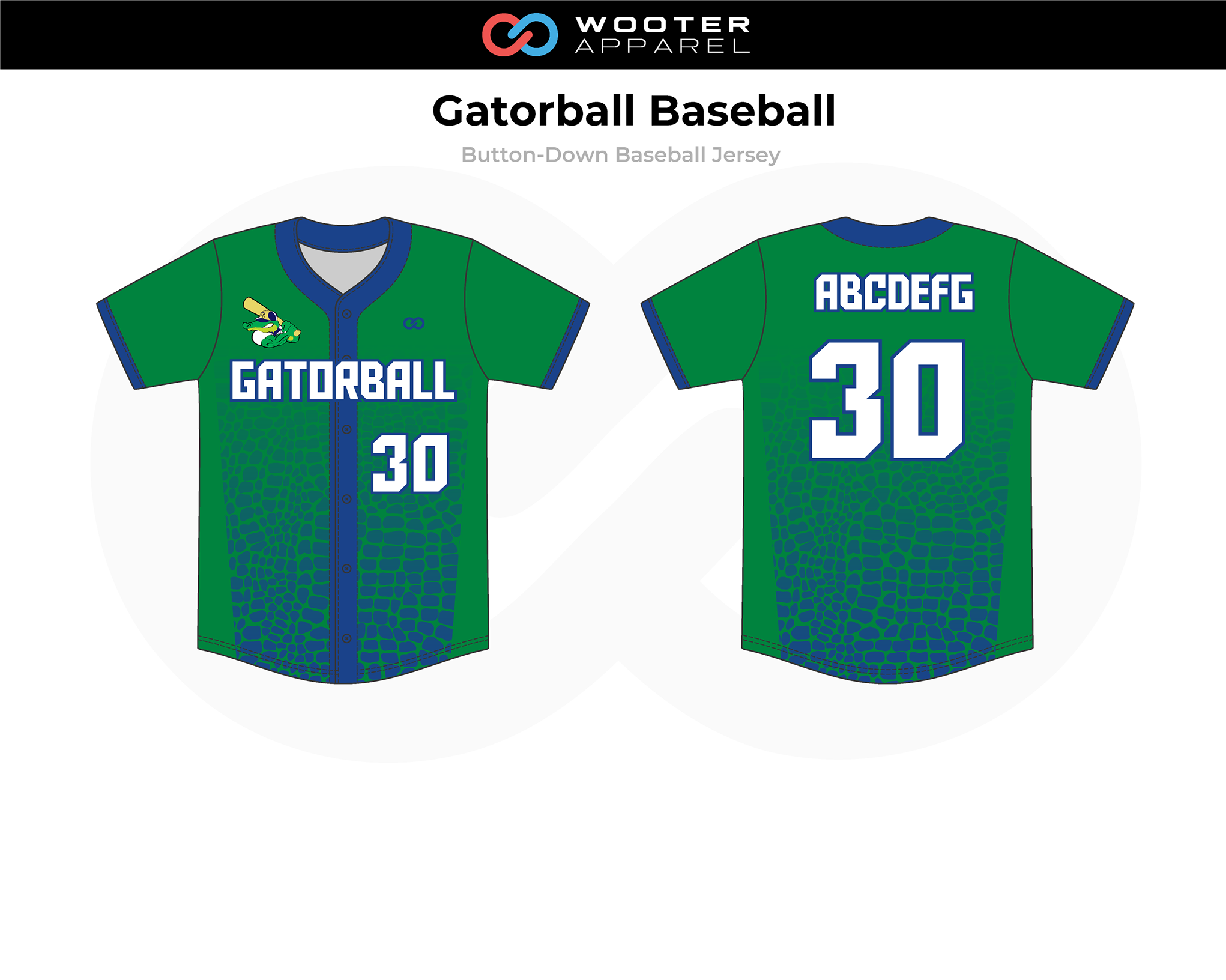 2019-02-04 Gatorball Baseball Button-Down Jersey (Skin).png