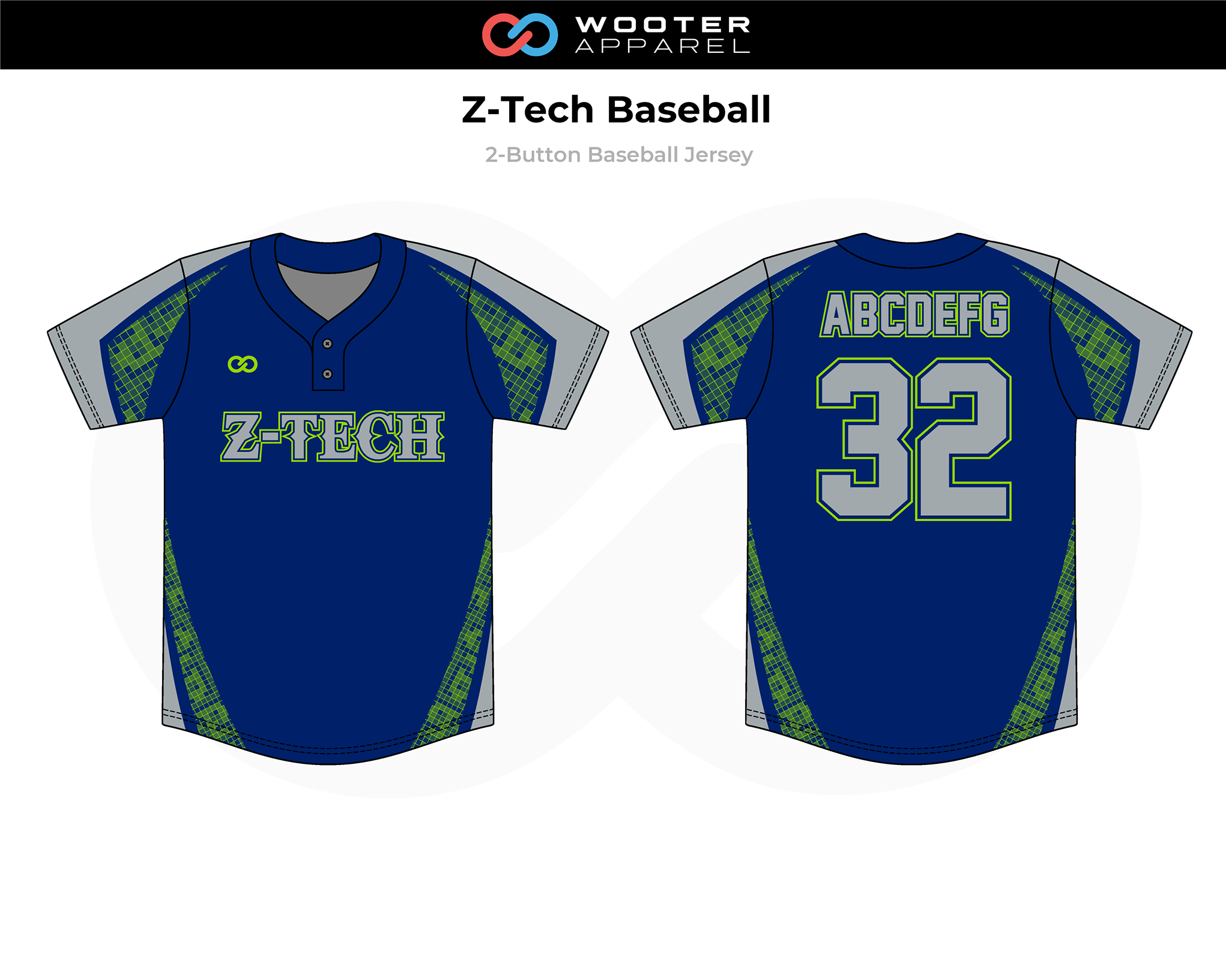 2019-03-06 Z-Tech Baseball 2-Button Jersey (Blue).png