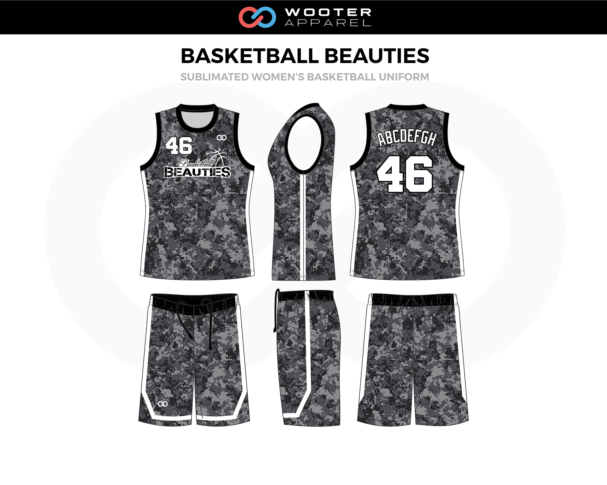 the latest 8177c c9347 Basketball Uniform Designs — Wooter Apparel | Team Uniforms ...