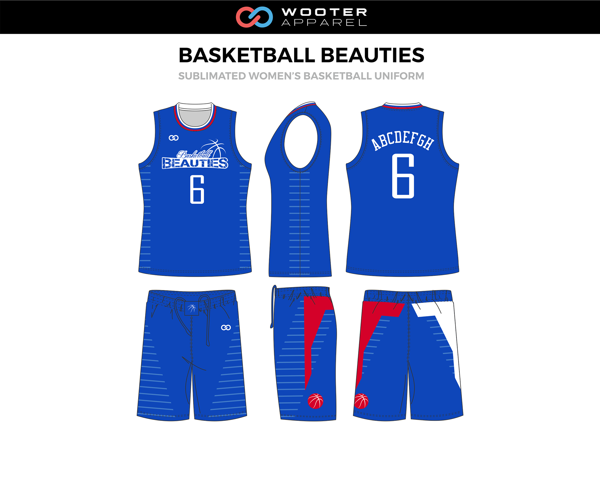 78759bc2 Basketball Uniform Designs — Wooter Apparel | Team Uniforms and ...