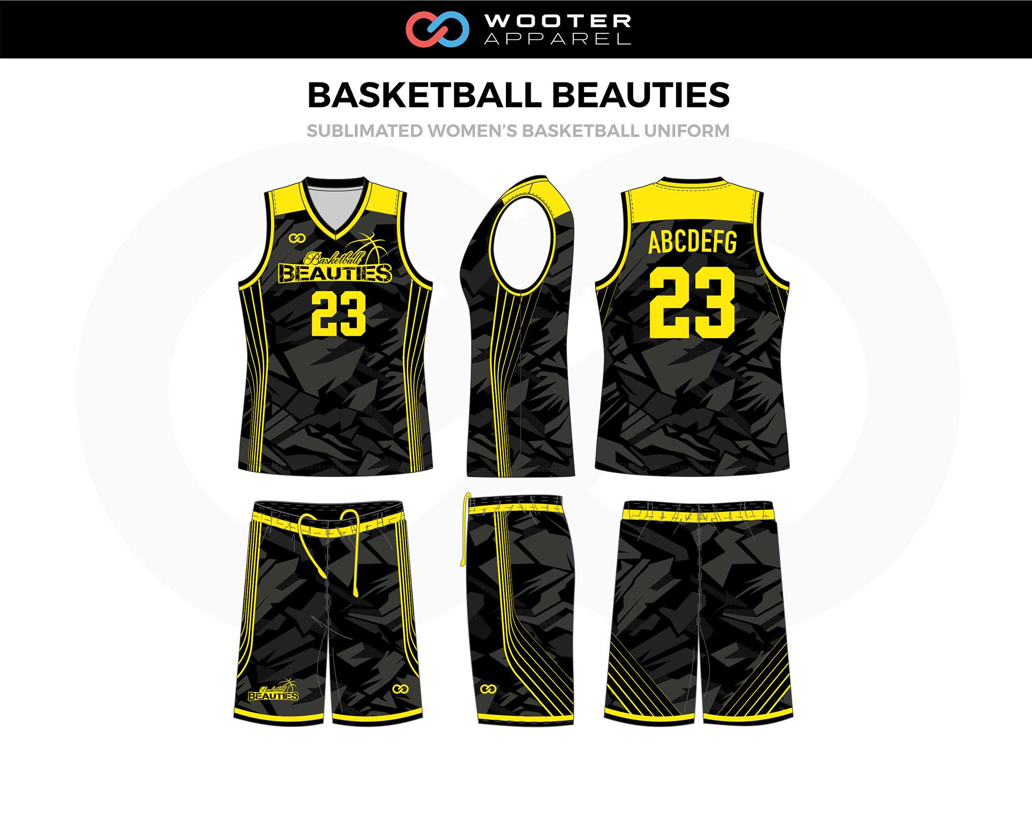 Basketball Uniform Designs Basketball Jersey Design Sublimation Wooter Apparel