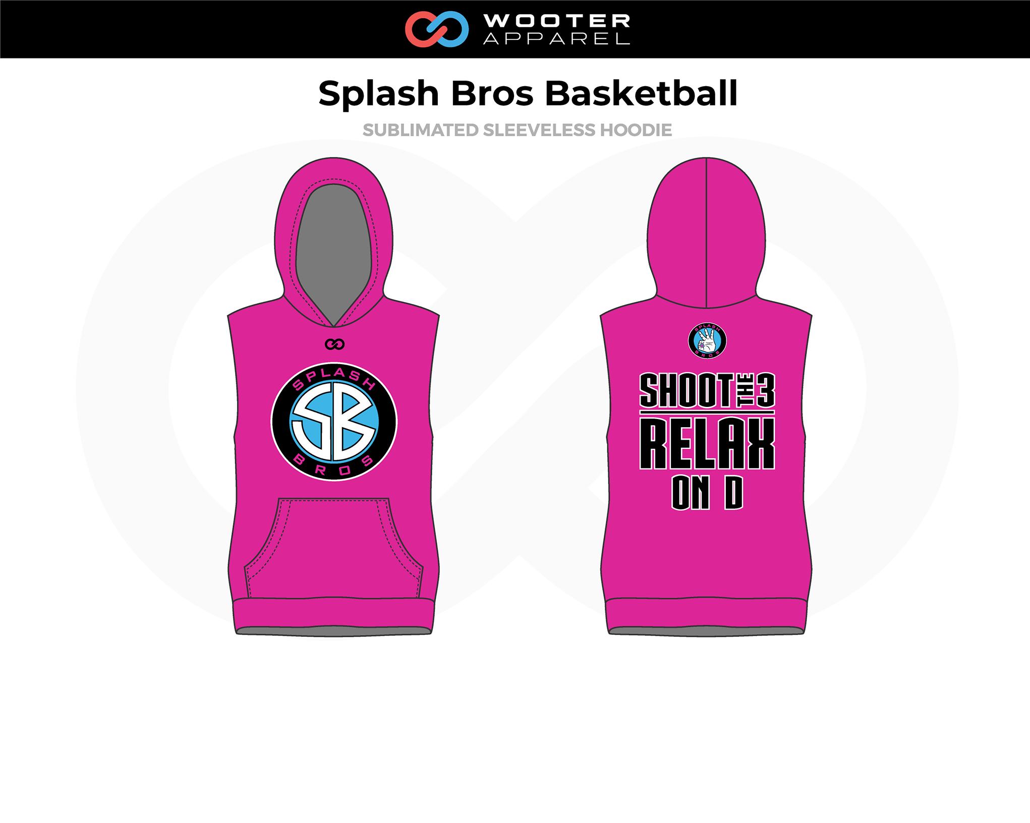 2018-08-30 Splash Bros Basketball Sleeveless Hoodie (Pink) - Copy.png