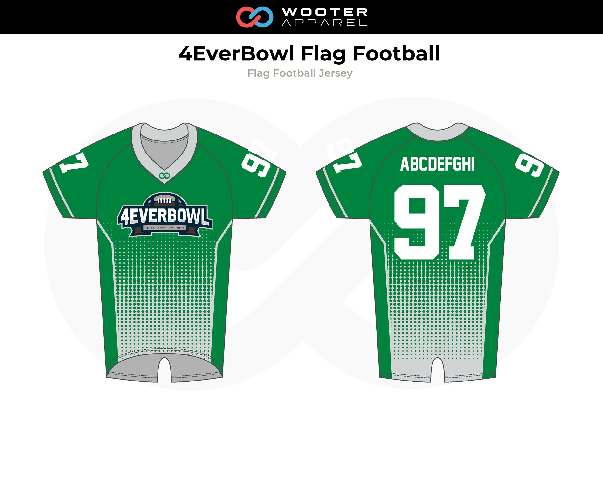 2019-03-15 4EverBowl Flag Football Flag Football Jersey (Green).png