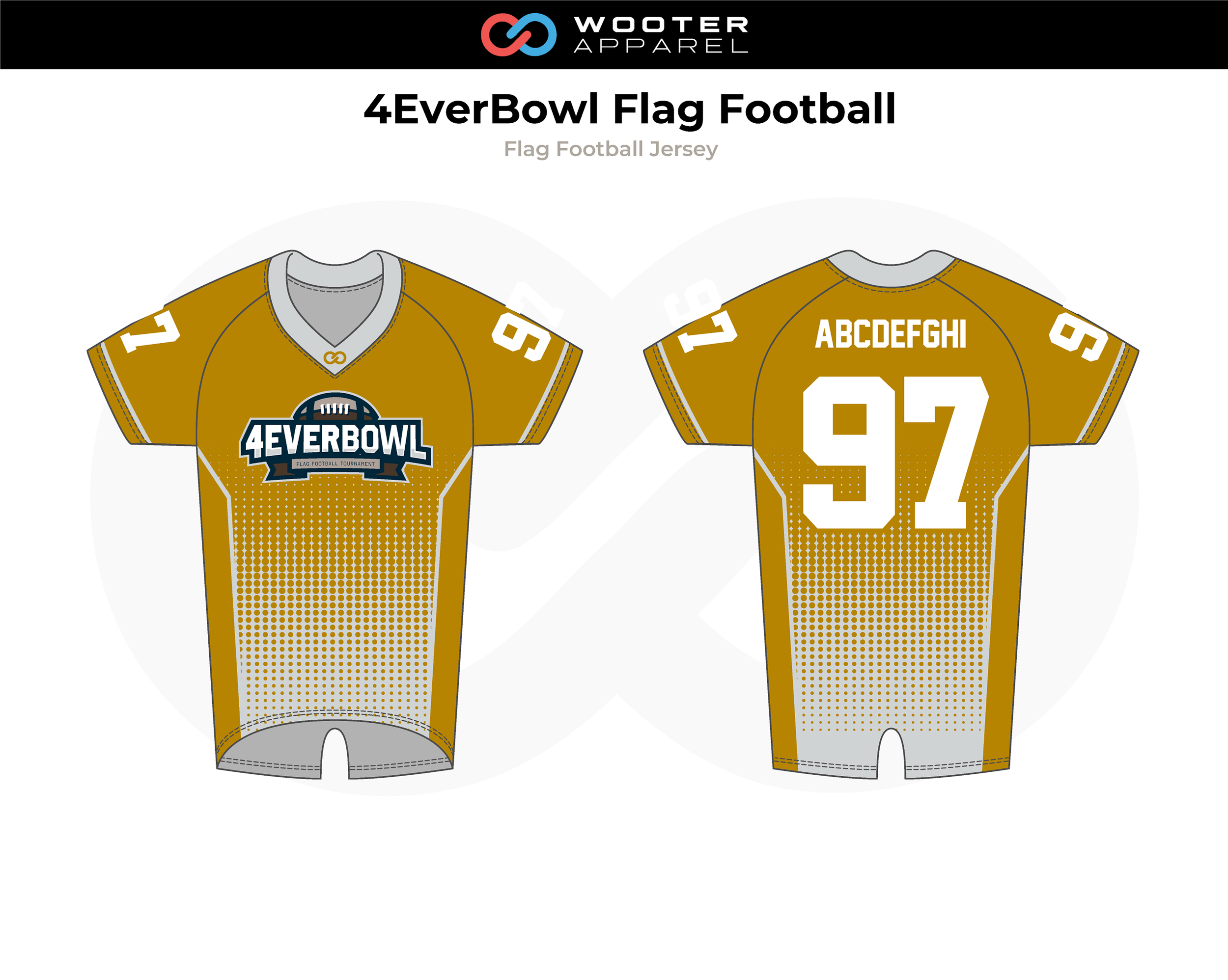 2019-03-15 4EverBowl Flag Football Flag Football Jersey (Gold).png
