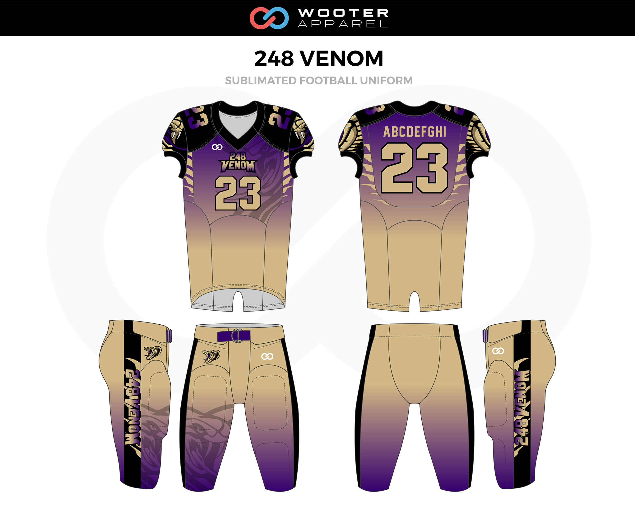 03cd38684e7 Football Designs — Wooter Apparel | Team Uniforms and Custom Sportswear