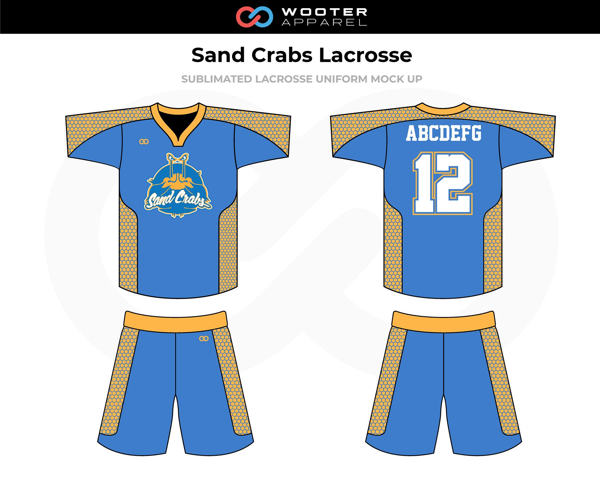 2019-01-17 Sand Crabs Lacrosse Uniform A1.png