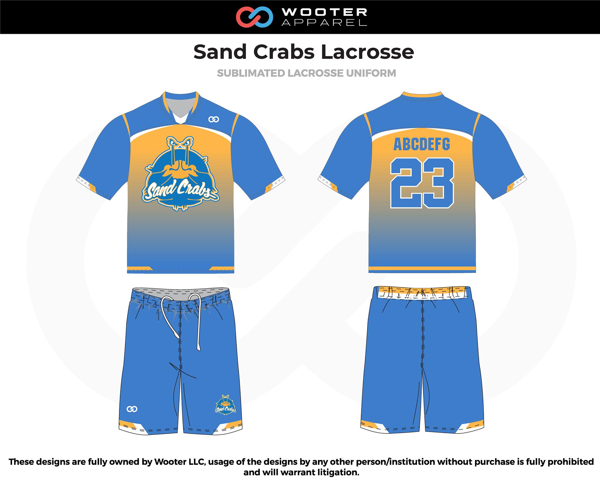 2019-01-17 Sand Crabs Lacrosse Uniform C1.png