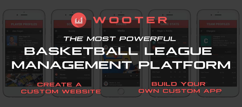 Wooter App Sports platform league management software.png
