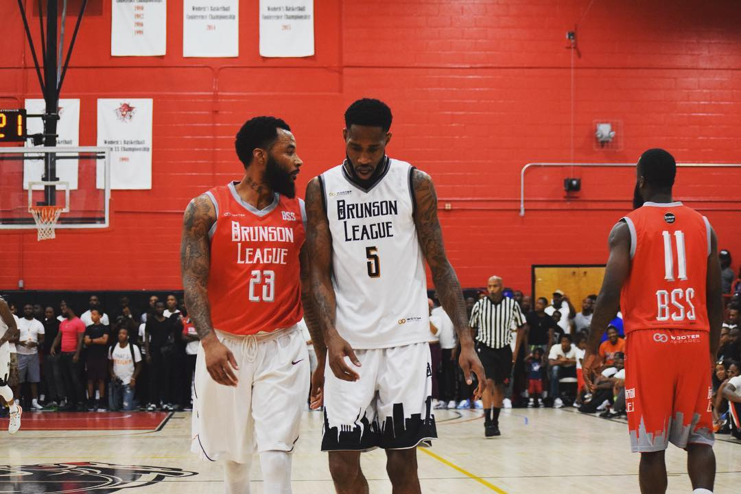 When NBA and overseas pros like Will Barton and Malcolm Delaney take to the floor at the Brunson League Pro-Am each Sunday in Baltimore, rising sports photographer (watch his lefty jumper too) and B-more native Joey O'Dwyer is right there to bring people closer to the game.