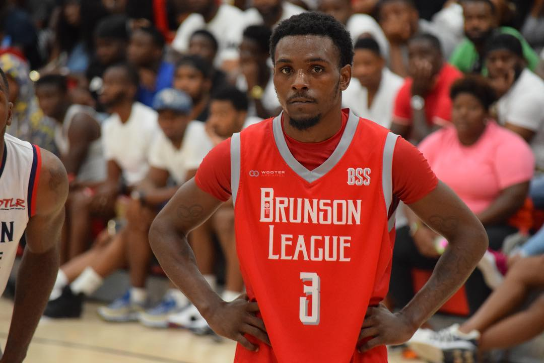 """For Baltimore, From Baltimore: One of the many must-see players to grace the floor of the Brunson League, Joey O'Dwyer has photographed Aquille Carr, Antoine Barton, Donte' Greene, Antoine """"Fresh"""" Myers, Corey Spence, and Stanton Kidd among countless other pros around Baltimore."""