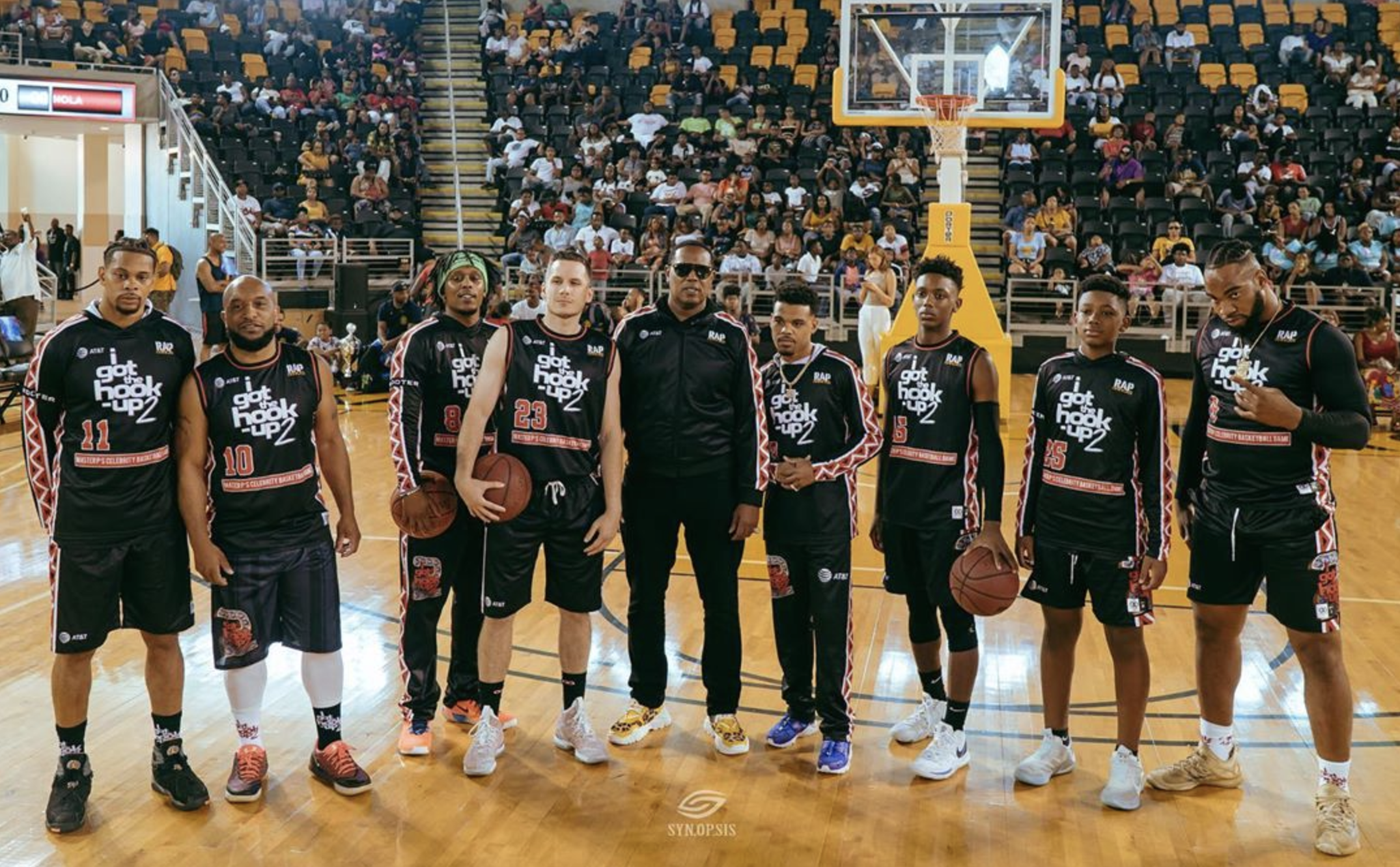 Giving Back In New Orleans: At the 2019 Essence Festival, Master P not only helped lead his team to the W, but the hip-hop icon and business mogul also teamed-up with Wooter Apparel for another jersey/uniform collaboration.
