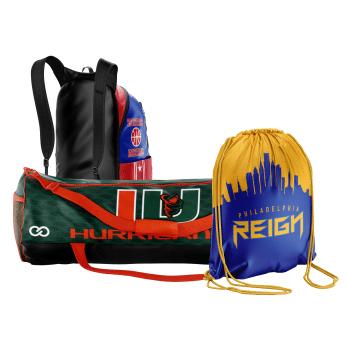 BAGS   AS LOW AS:    $34.99/BackPack     OR:    $39.99/Bat Bag